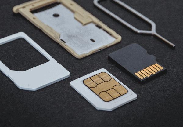 Dubbla SIM-kort