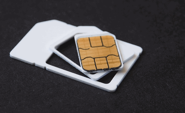 Klippa SIM-kort